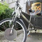 Fahrradpaketlieferung in Schwerte