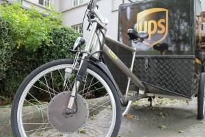 Fahrradlieferung in Schwerte
