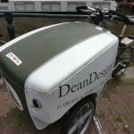 Pedalo-Kurier von Dean Design.eu
