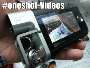 Sony Kamera für Web Video