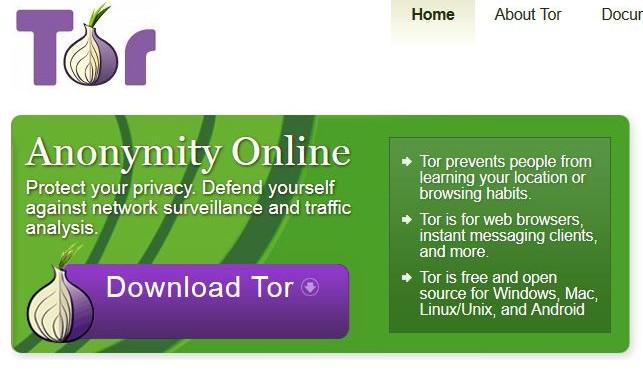 TOR Netz schafft Anonymität