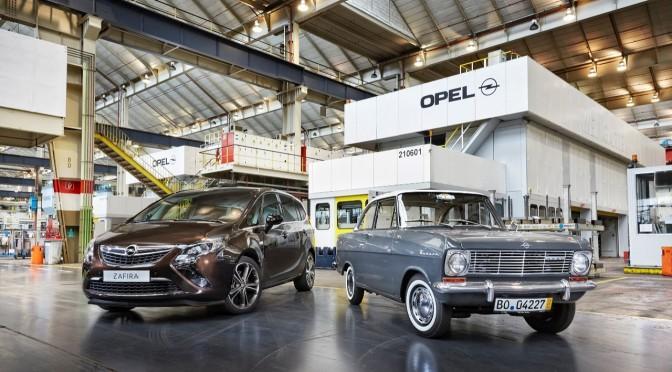 Wie polnische F16 Opel Bochum abschossen