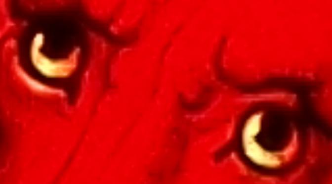 Die Augen des Löwen