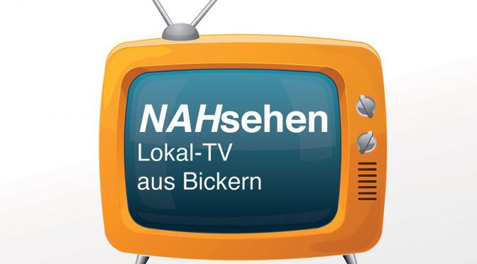 Stadt Fernsehen: NAHsehen!