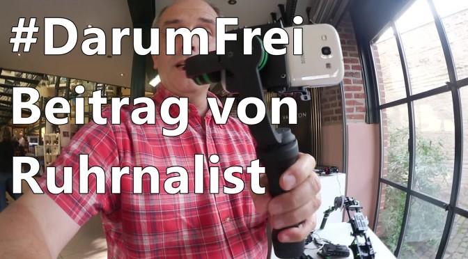 Freie Journalisten – #DarumFrei