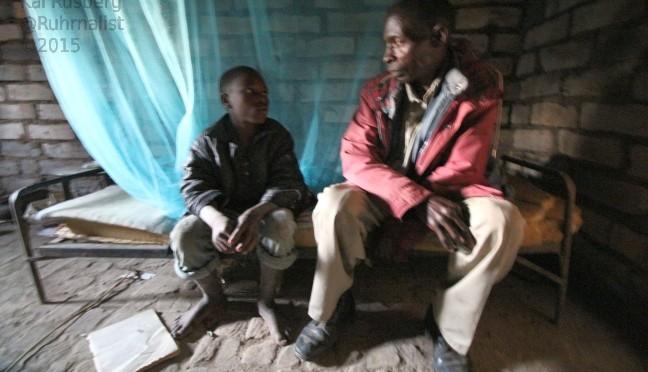 Muwimbi will nicht sterben