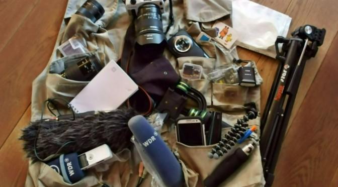 MoJo Ausrüstung für Tansania