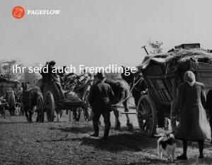Mein Pageflow über Fremdlinge