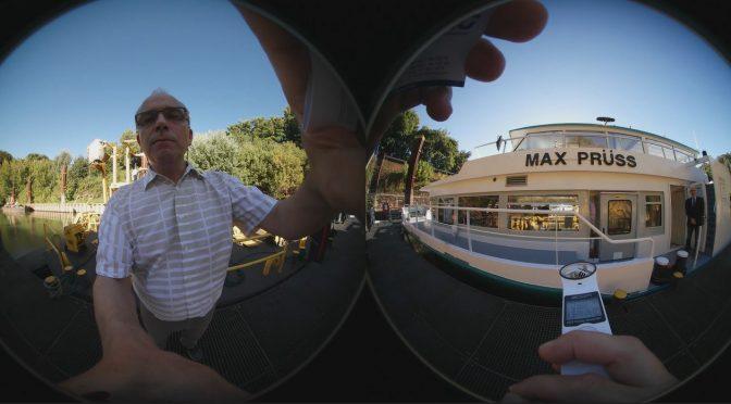 Zeit, dass sich was dreht – 360° Video Reportage