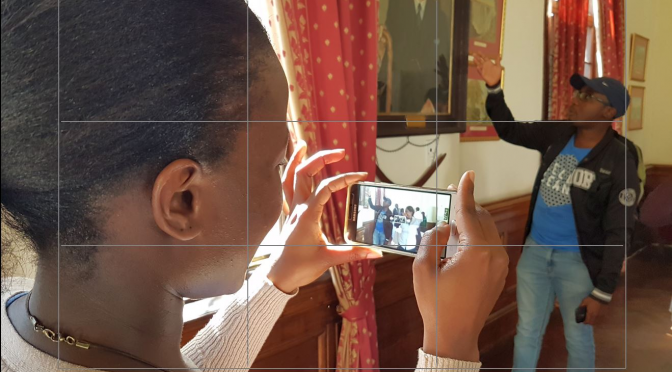 oneshot – schnelles Video im Lokaljournalismus