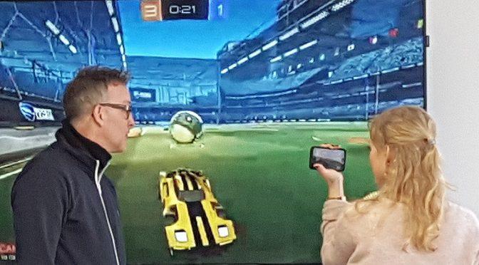 Interview Computerspiel, Foto: Kai Rüsberg