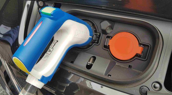 Ladestecker fürs Elektroauto