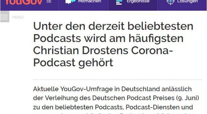 Podcast – Unglaubliche Umfragen